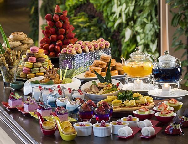 Amazing - 草莓‧藍蝴蝶‧泰自助下午茶